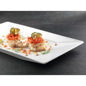 Codfish With Pepper