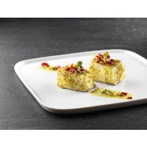Salt Cod With Pistachio And Lemon