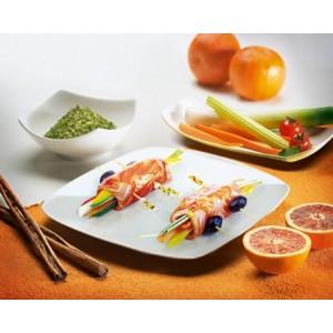 Salmon Vegetable Rolls