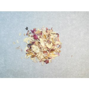 Oignon pieces red (dehydrated red oignon) 500 gr
