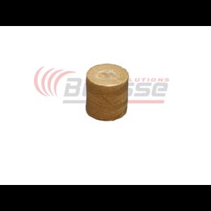 Flaxrope white - ecru- 4/36 500 gr