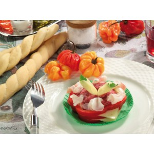 Paprika Parmigiana