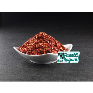 Chilipeper gebroken  1 Kg