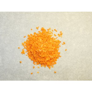 Gedroogde wortelstukjes 1 Kg