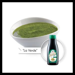 Gustosì La Verde (look en basilicum) 1 Kg