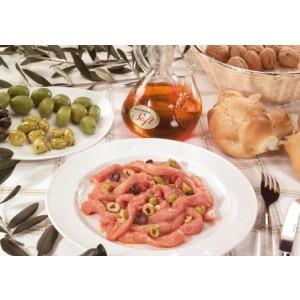 Eminces De Porc Marinés Aux Olives