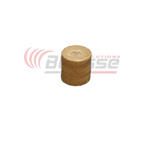 Corde de lin ecru- 4/36 500 gr